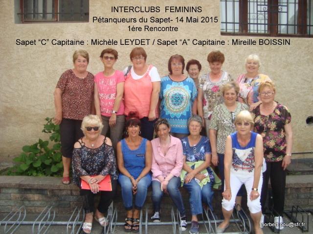 Interclubs feminins 14 05 2015 001